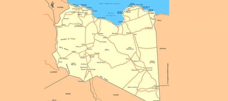Libia Isis Sirte Lng Nato Russia Haftar Serraj Gna Italia Migranti Serraj Haftar Mappa Russia Nato