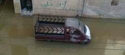 Siria Raqqa Inondazione Isis Isil Daesh Stato Islamico Sdf Wrath Of Euphrates