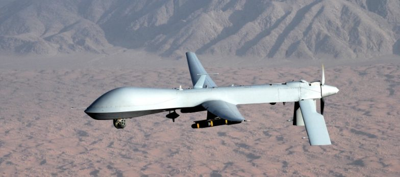 Iraq, ISIS Targets The Command Centers Of International Drones