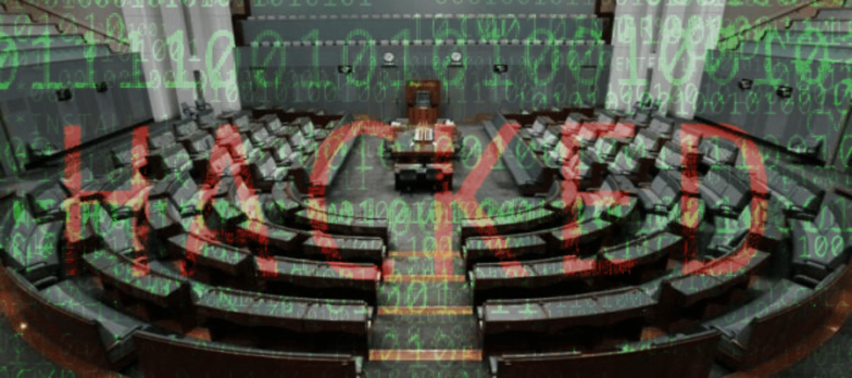 Australian Parliament House Has Been Hit By A Cyber Weapons Arsenal