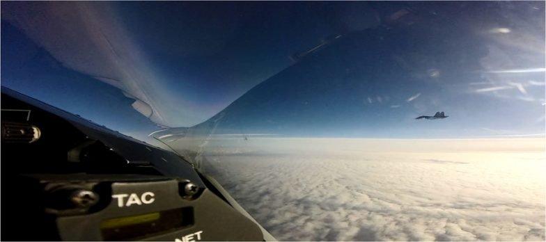 Estonia Balticeagle Aeronauticamilitareitaliana Efa Eurofightertyphoon Italia Militariitaliani Scramble Russia Sukhoiflanker An26curl NATO Airpolicing