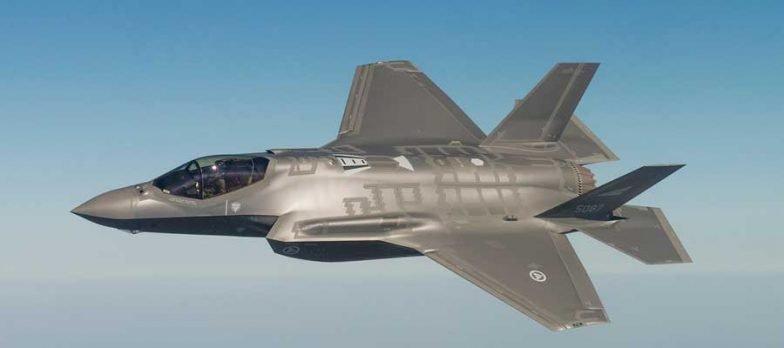 Hacker Rubano I Piani Degli F-35 In Australia