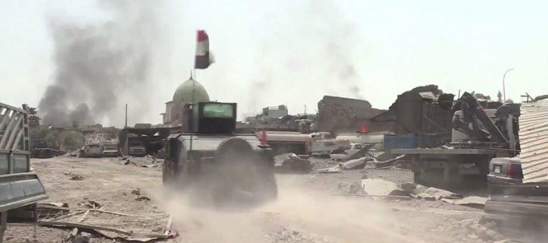Iraq, A Mosul Rimangono 100 Membri Isis. Controllano Solo 150 Metri