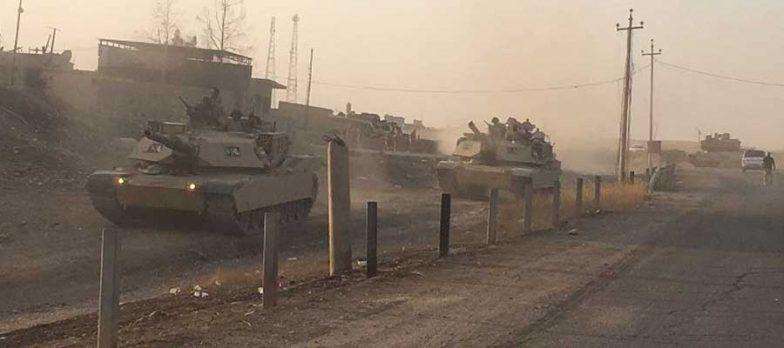 Iraq, Duro Scontro Nel Quartiere Industriale Di Mosul. Isis In Fuga