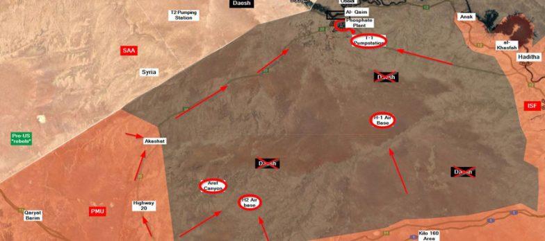 Iraq, L'operazione Anti-Isis Ad Anbar Arriva Alle Porte Di Qaim