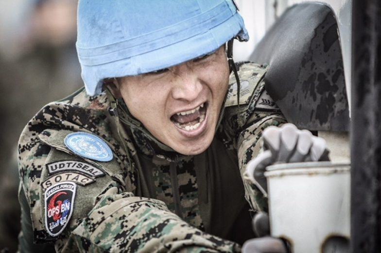 Libano, UNIFIL Ha La Sua Versione Di Spartan Race Grazie All'Italia
