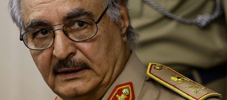 Libia: Haftar, Come Preventivato, Attacca Tra Misurata E Bani Walid