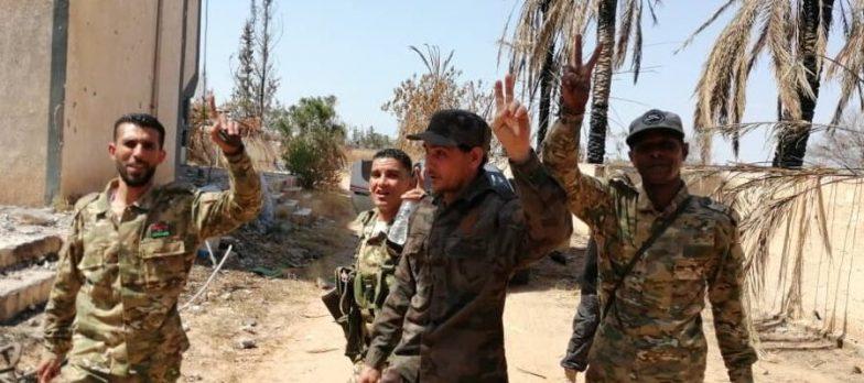 Libia, Sarraj Prende Anche Qasr Ben Ghashir E Punta Tarhuna