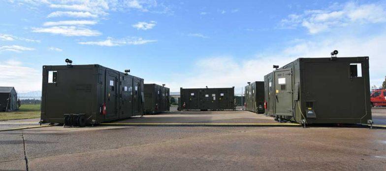 """Nato, Il DACCC Di Poggio Renatico Diventa """"expeditionary"""""""