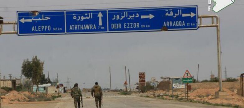 Siria, SDF Prossime A Cacciare Isis Da Tutta La Regione A Est Di Raqqa