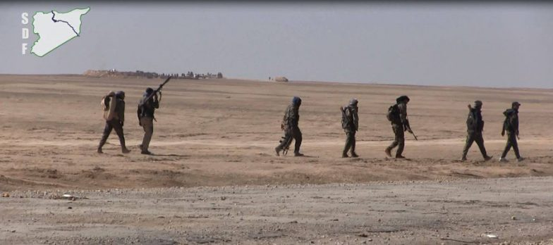 Siria, Brutta Notizia Per Isis: SDF Sono A 4 Chilometri A Nord Di Raqqa