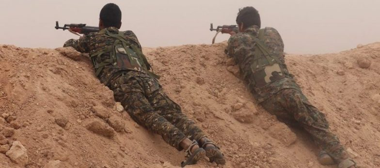 Syria, The SDF At Deir Ezzor Have Almost Driven Isis Out Also Of Susah