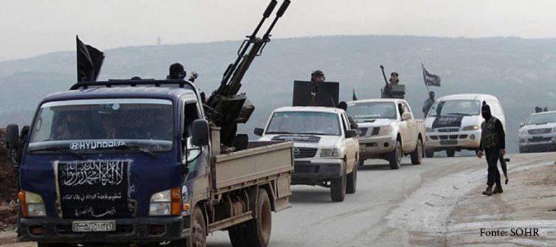Siria, Fateh Al-Sham è Sotto Attacco A 360 Gradi