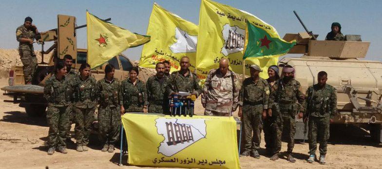 Siria, 2 Obiettivi Per SDF A Deir Ez-Zor: Vincere Isis E Fermare Il SAA