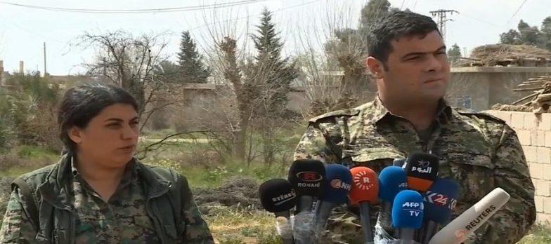 Siria, 29.600 Miliziani Isis Si Sono Arresi Alle SDF A Baghouz