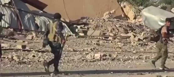 Syria, The SDF Are Inside Hajin. Tough Fight Against Isis