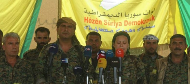 Syria, The SDF Officialized The Last Phase Of Anti-Daesh Campaign In Deir Ezzor