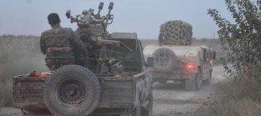 Siria, è Ripresa A Pieno Ritmo L'offensiva Delle SDF Anti-Isis A Deir Ezzor