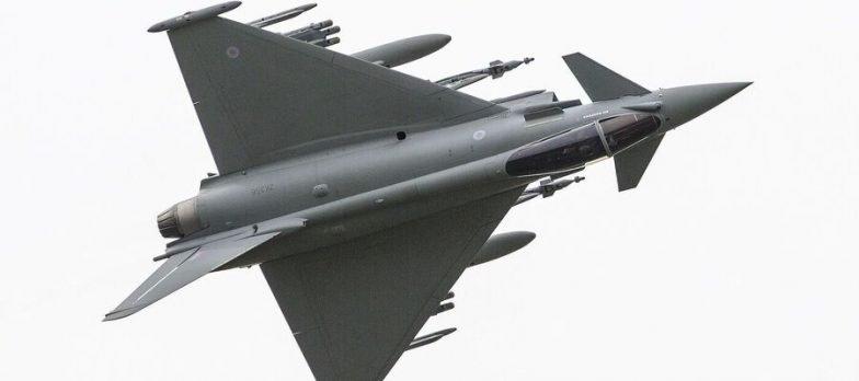 Airbus, In Attesa Della Germania, Offre L'Eurofighter Alla Colombia