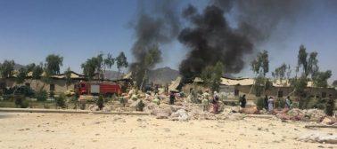 Afghanistan, In Corso A Farah Manovre Per Fermare I Talebani Definitivamente
