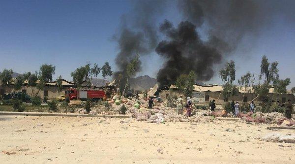 Nel Nord Afghanistan è In Corso Una Guerra Tra Talebani E Isis