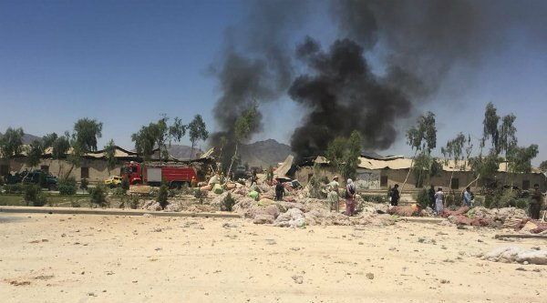 Afghanistan Isis Khorasan Statoislamico Daesh Darzab Jowzjan Farah Talebani Emiratoislamico Usa Andsf Kabul Militariitaliani Herat