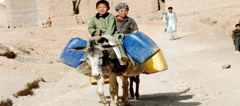 Afghanistan, L'offensiva Di Primavera Dei Talebani A Farah è Nata Per L'acqua