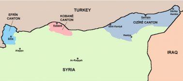 Siria, Le Milizie Sciite Arrivano Ad Afrin E L'artiglieria Turca Le Bombarda