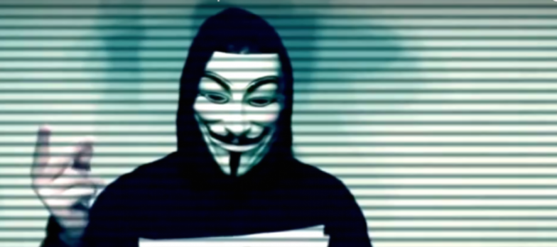 Anonymous Hacked Over 1 Mln Corporate Pages To Display A Political Message
