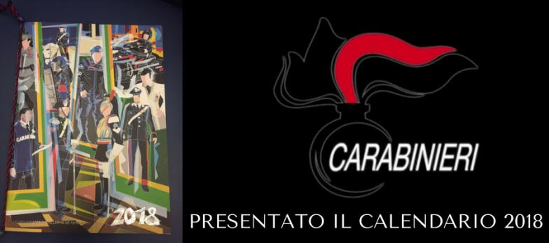 Calendario Carabinieri 2018: Un Anno Di Valori Sociali
