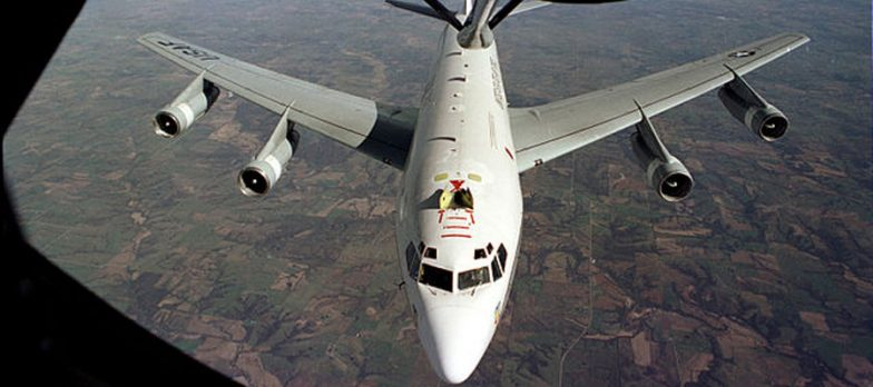 Usa Schierano Il WC-135 E I Suoi Sensori Contro La Corea Del Nord