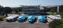 Coreadelnord Coreadelsud Pyongyang Seul Kimjongun Panmunjom Dprk Olimpiadi Pyeongchang Hotline Colloquimilitari Nucleare Icbm