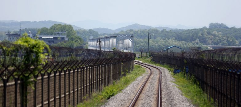La Corea Del Nord Pompa Le Difese Lungo La Linea Demilitarizzata (DMZ)