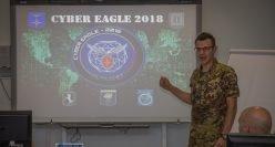 Cybereagle Aeronauticamilitare Italia Grosseto Gioiadelcolle Stormi Cyberwarfare Minaccecibernetiche Cybersecurity Sicurezzainformatica Forzaarmataazzurra