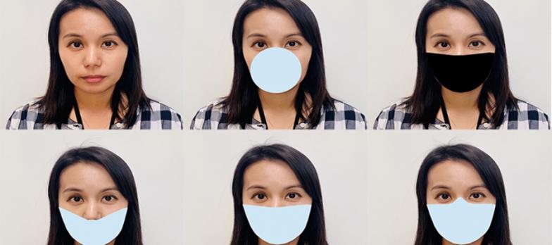 Covid-19, Face Masks Deceive The Facial Recognition Algorithms