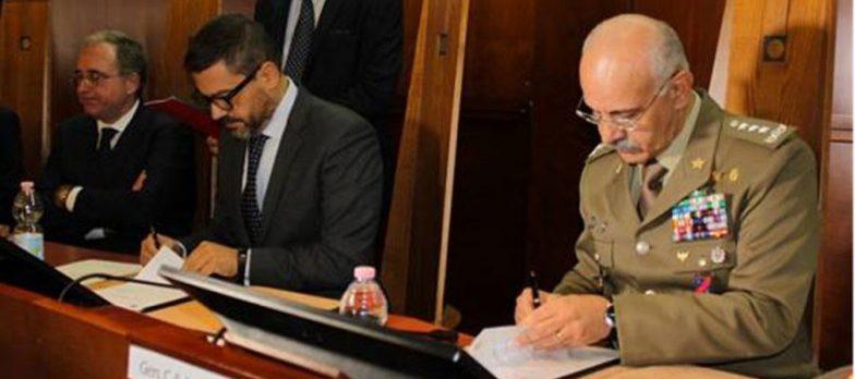 Università Di Salerno-Esercito Insieme Per La Cybersecurity Nazionale