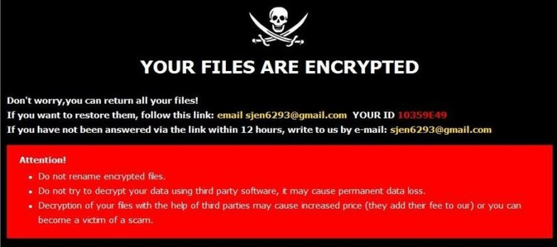 Cybercrime, Dharma (CrySIS) Ransomware Source Code Is For Sale Online