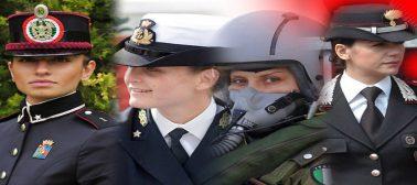 8 Marzo, Sono Donne Il 5% Delle Forze Armate Italiane