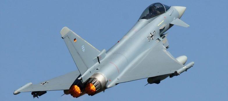 Aeronautica, Airbus Svela A Berlino L'Eurofighter ECR