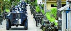 Filippine Marawi Lanaodelsur Evacuazioni Duterte Milf Hapilon Mindanao Duterte Maute Isis Isil Daesh Stato Islamico Moro Iligan