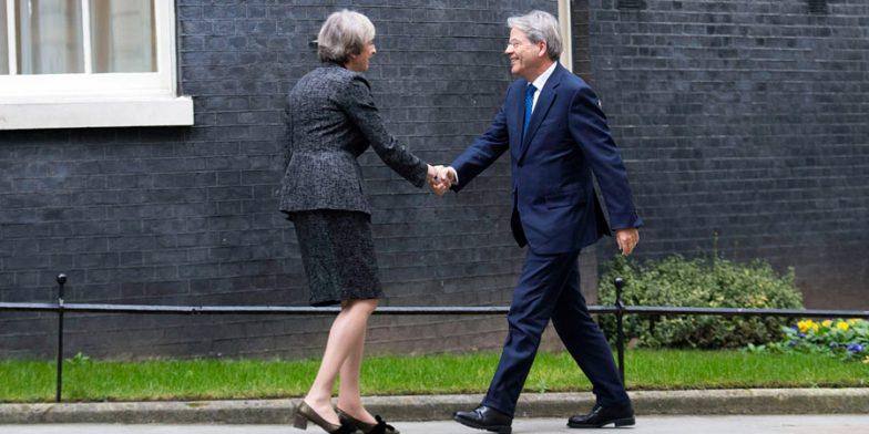 Italia-UK, Asse Gentiloni-May Sul Contrasto Al Terrorismo Online