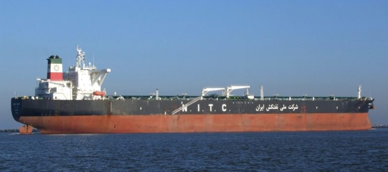 Iran Turns Off Oil Tankers GPS In Response To New US Sanctions