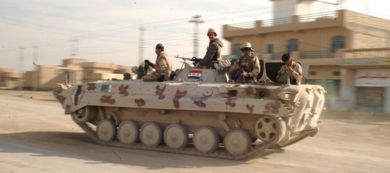 Iraq, Nuova Operazione Anti-Isis Ad Al-Hadar. PMU Avanzano Spedite