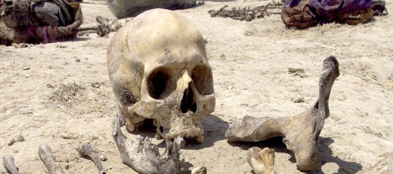 Iraq, Scoperta Maxi Fossa Comune Isis Con I Resti Di Almeno 1.000 Persone