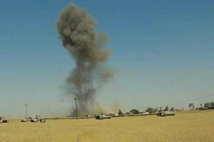 Siria, Isis Comincia A Fuggire Anche Dalla Middle Euphrates Valley