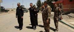 Iraq Isis Isil Daesh Stato Islamico Mosul Città Vecchia Isf