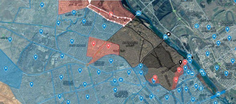 Iraq, A Mosul Schierati Droni Armati Contro Isis Nel Quartiere 17 Tamuz