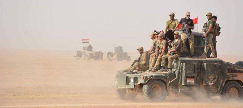 Iraq: Comincia L'operazione Per Cacciare Isis Da Rawa E Qaim Ad Anbar