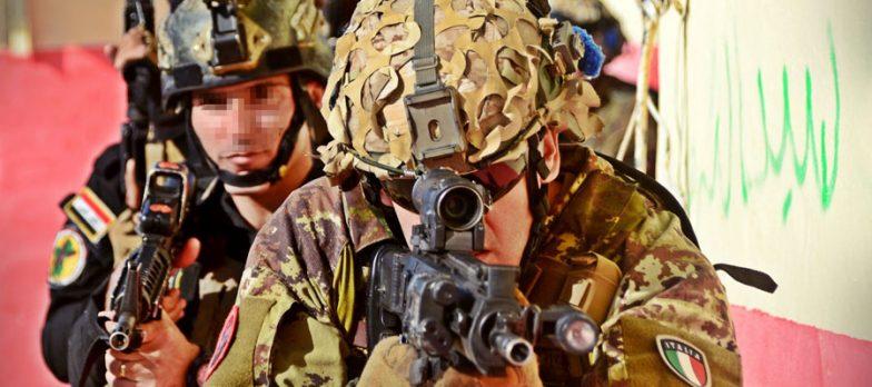 Iraq, L'Italia Addestra Le ISF Per Migliorare La Sicurezza Alla Diga Di Mosul