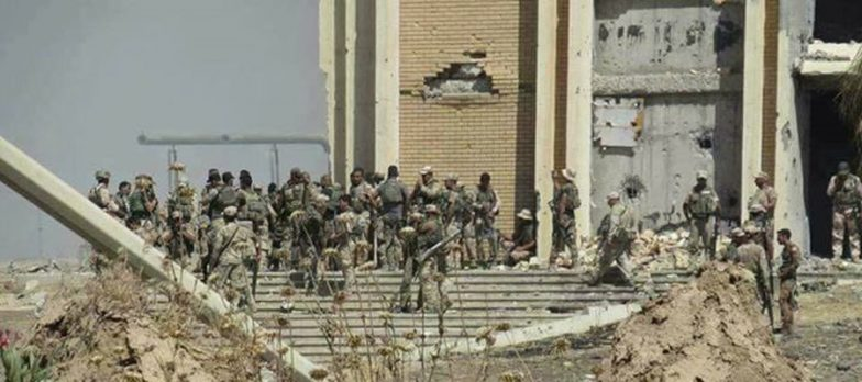 Iraq, Offensiva Su Vasta Scala Contro Gli Ultimi Elementi Isis A Mosul